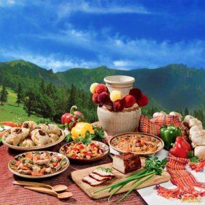 Ukrainsk matlagningskurs
